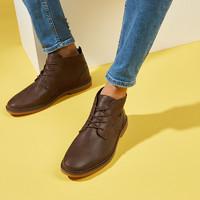 PULL&BEAR 13050012 男士基础款短靴