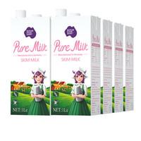 88VIP:NEPEAN RIVER DAIRY 尼平河  脱脂牛奶 1L*12瓶