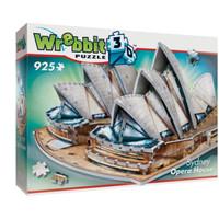 美国直邮 Wrebbit 3D拼图 澳洲名胜悉尼歌剧院 925片(12岁以上) WRW3D-2006