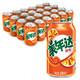 限地区:Mirinda 美年达 碳酸饮料 橙味汽水 330ml*24罐 36.96元