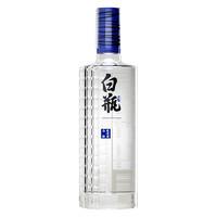 LUZHOULAOJIAO 泸州老窖 泸州白瓶酒 52%vol 浓香型白酒 500ml 单瓶装