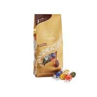 Lindt 瑞士莲 软心松露巧克力 600克 约50颗 跨境美国版
