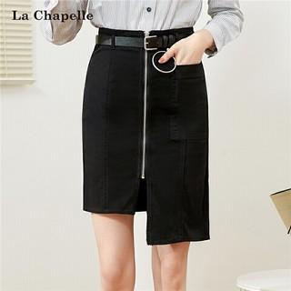 La Chapelle 拉夏贝尔 10016088 不规则A字半身裙