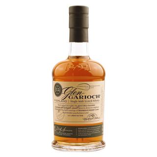 再降价 : GLEN GARIOCH 格兰盖瑞 12年高地单一麦芽威士忌 700ml *2件