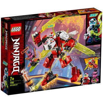 LEGO 乐高 Ninjago幻影忍者系列  71707 凯的机甲喷气式飞机