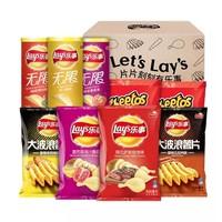 88VIP:Lay's 樂事 薯片 加油禮盒 712g *4件