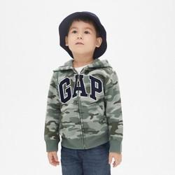Gap 盖璞  418669 儿童印花连帽卫衣