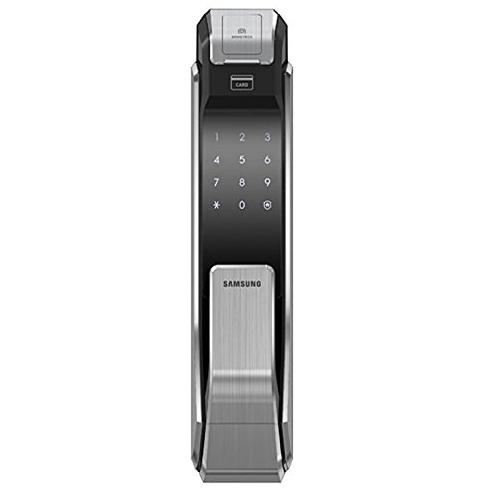 SAMSUNG 三星 SHS-P718 指纹电子密码锁