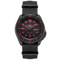 SEIKO 精工 新盾牌5号系列 SRPD83K1 男士机械手表