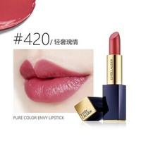 ESTEE LAUDER 雅诗兰黛 花漾倾慕唇膏口红 #420 玫瑰豆沙色 3.5g