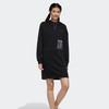 adidas 阿迪达斯 宝可梦联名 FU3912 女款连帽套头长袖裙装