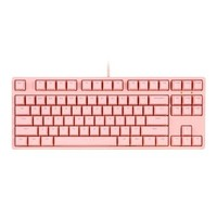 ikbc C200 机械键盘 87键 樱桃 粉色