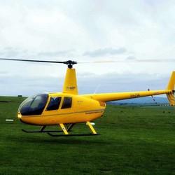 美国罗宾逊R44雷鸟直升机