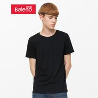 京东PLUS会员 : Baleno 班尼路 8890228400A03 男士短袖T恤 *9件