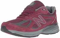 New Balance 美产 990V4 男款第四代总统慢跑鞋