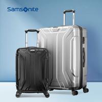 Samsonite/新秀丽拉杆箱条纹旅行箱20/28英寸套装登机箱  ts7