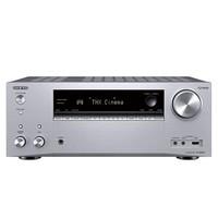 中亚Prime会员 : ONKYO 安桥 TX-NR696(S) 7.2声道网络影音接收机 功放