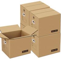 捷扣JEKO&JEKO 搬家紙箱塑料扣手 60*40*50(5個裝)整理箱 SWB-5531