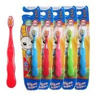 SANXIAO 三笑 快乐兔快乐小天才儿童牙刷 5支装 *2件
