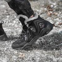 rax加绒保暖防滑雪地靴