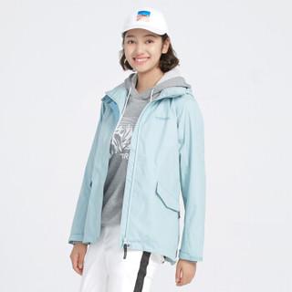 TOREAD 探路者 TABH92920 户外女式防水透湿旅行冲锋衣