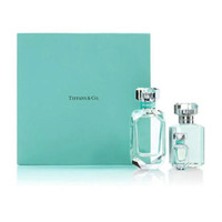 TIFFANY & Co 蒂芙尼 同名香水礼盒(香水75ml+沐浴露100ml+香水小样 5ml)