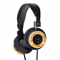 GRADO 歌德 GH4 限量款 头戴式 木碗 耳机