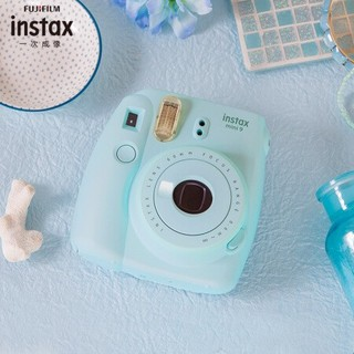 FUJIFILM 富士 instax mini 9 拍立得相机   配件礼包 套装