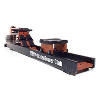 WaterRower 沃特罗伦 Club 俱乐部款 纸牌屋梣木水阻划船机健身器