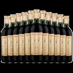 美森堡金冠干红葡萄酒 法国进口14度AOP级 整箱共12支 +凑单品