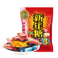 徐福记 什锦糖 新年糖包 800g *6件