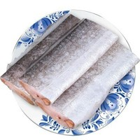 渤海带鱼/海鲈鱼/白虾/牛蛙组合(赠黑鱼片、鱼丸等)
