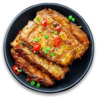 八享时 手撕素肉 160g 香辣味 湖南特产 素食豆干豆皮 休闲零食 *10件