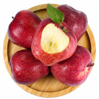甘肃天水花牛苹果 带箱10斤装 新鲜水果
