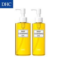 DHC 蝶翠诗 橄榄深层卸妆油(200ml+150ml)