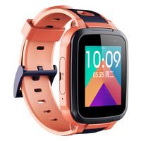 360 电话手表 安全定位 IPX8防水 超大电池SE5 4G版儿童手表 珊瑚粉