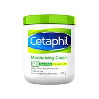 Cetaphil 丝塔芙致润保湿霜 550g 经典C位星品 宝妈都爱的大白罐