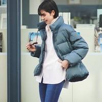 UNIQLO 优衣库 421618 女士轻型羽绒服