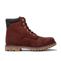 Timberland 添柏岚 Waterville 6 Inch 女士工装靴
