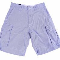 POLO ralph lauren 男式斜纹翻盖口袋工装短裤