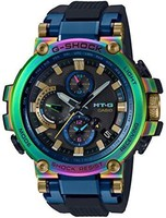 CASIO G-SHOCK MTG-B1000RB-2AJR MT-G 20 周年限量版手表 月球彩虹(日本国际正品切割)