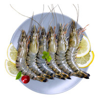 限地区 : 简单滋味 越南黑虎虾草虾 400g *5件