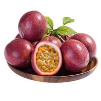 广西百香果6个装大果 单果70g起 热带水果新鲜西番莲鸡蛋果