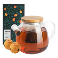 网易严选 玲珑柑普 珑柠红茶 120克