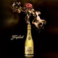 菲斯奈特 西班牙原瓶原装进口 甜酒 卡特卢娜产区金标气/起泡葡萄酒750ml 金牌50ML *4件