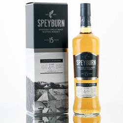 圣贝本 洋酒 15年 苏格兰威士忌 单一麦芽 700ml
