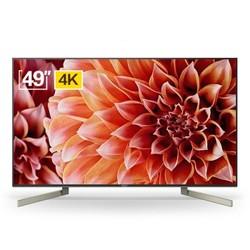 SONY 索尼 KD-55X8500G 55英寸 4K智能平面液晶电视