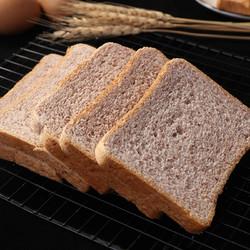 张阿庆 全麦代餐面包 500g