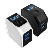 安卓苹果手机充电头智能数显自动断电手机充电器插头快速闪充iPhone7S华为oppo小米8PLUS多口USB通用vivo正品