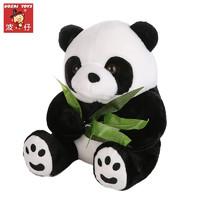 波仔 大熊猫公仔 9cm款